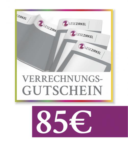 Verrechnungsgutschein 85 €