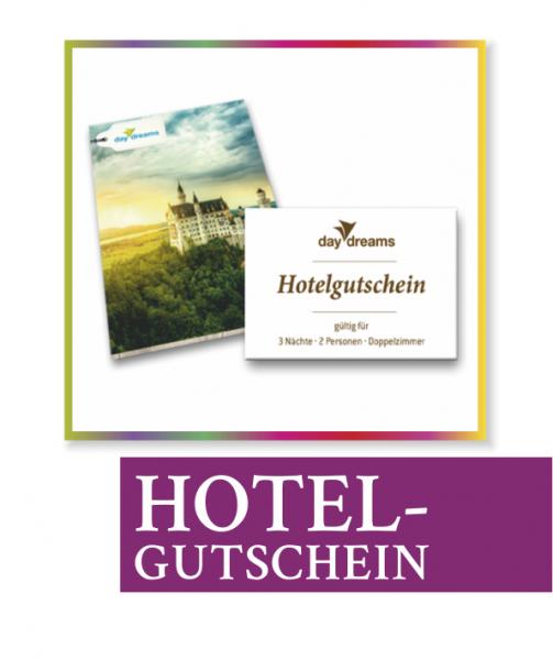 Super-Deal: daydreams Hotelgutschein