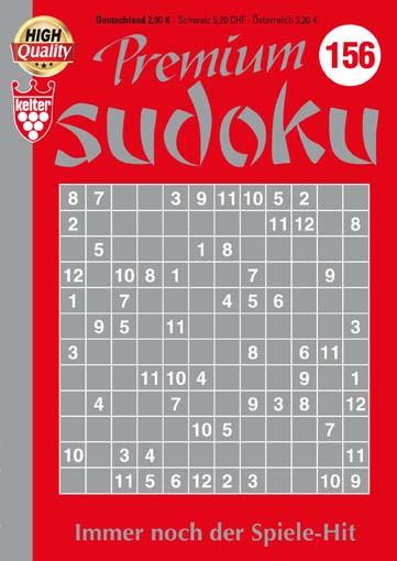 Premium Sudoku